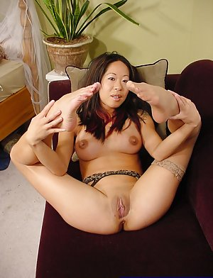 Hot Asian Feet Pics