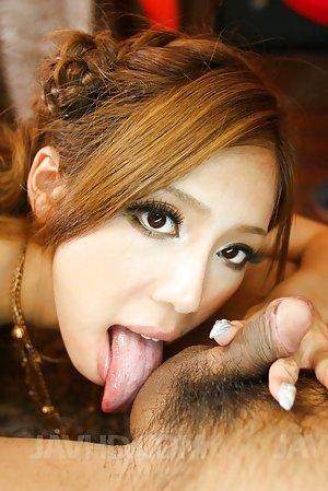 Asian Ball Licking Pics