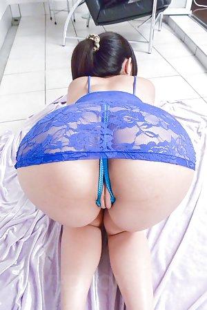 Hot Asian Ass Pics